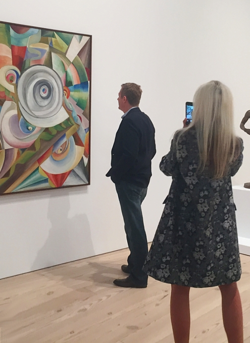 NYに新しいホイットニー美術館(Whitney Museum of American Art)がついにオープン!!!_b0007805_104741.jpg