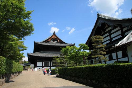 非公開文化財 東福寺三門_e0048413_20261483.jpg