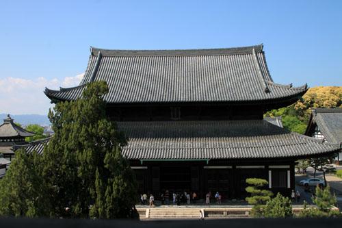 非公開文化財 東福寺三門_e0048413_202631100.jpg