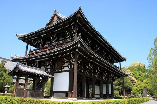 非公開文化財 東福寺三門_e0048413_20272071.jpg