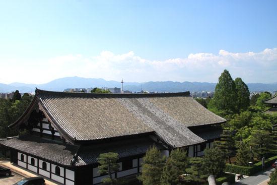非公開文化財 東福寺三門_e0048413_20275545.jpg