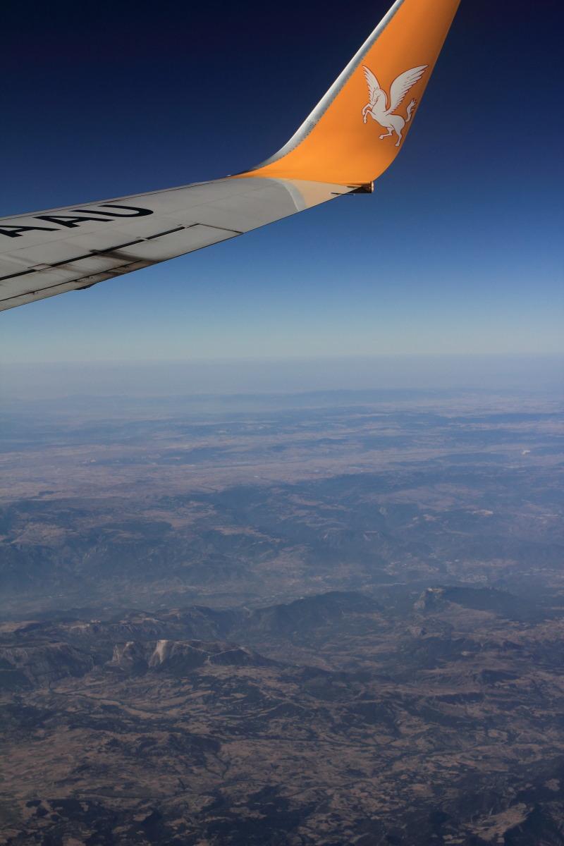 イスタンブール~カイセリ  ペガサス航空、アナトリアの大地を翔ける_b0061717_095597.jpg