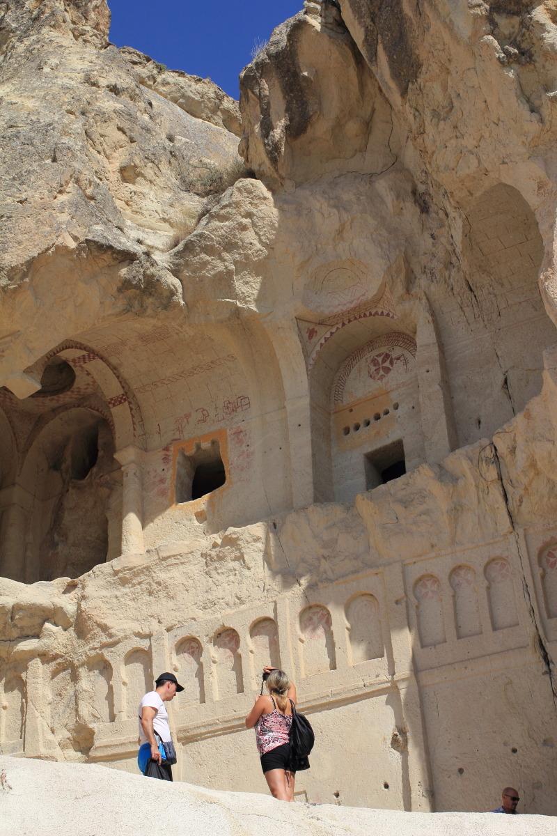 カッパドキア  洞窟の女_b0061717_12192092.jpg