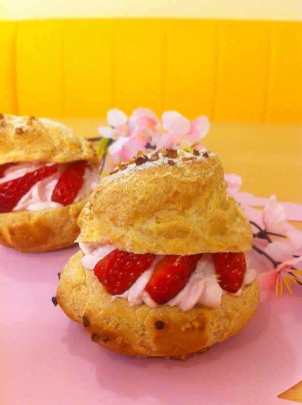 清正公祭!! 今日と明日! パンとシュークリーム販売!_f0141419_09015893.jpg