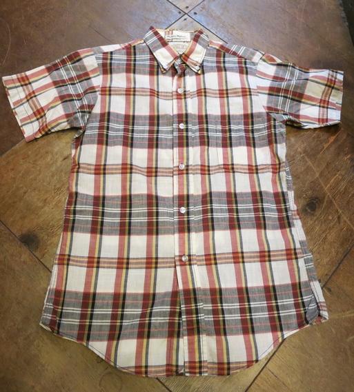 5/5(火)入荷!ゴールデンウィーク第4弾! 60'S マドラスチェック B.D shirts!_c0144020_17384340.jpg