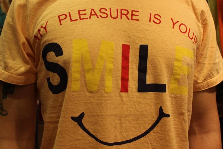 "melple \""使えるシャツ & 一目惚れしたTシャツ\"" ご紹介_f0191324_9302856.jpg"