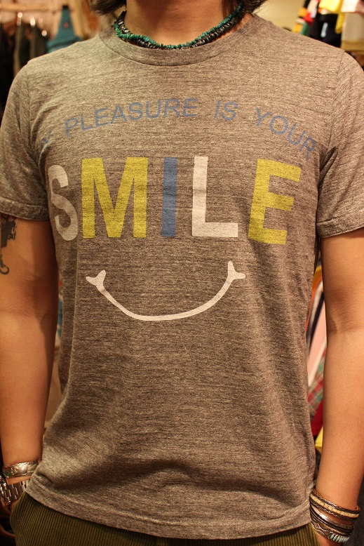 "melple \""使えるシャツ & 一目惚れしたTシャツ\"" ご紹介_f0191324_931089.jpg"