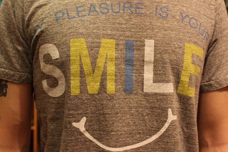 "melple \""使えるシャツ & 一目惚れしたTシャツ\"" ご紹介_f0191324_931612.jpg"
