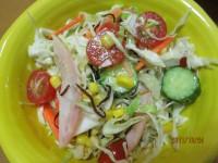 『サラダでげんき』のサラダ。_c0189426_06251273.jpg