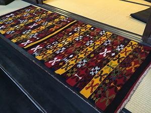 遊牧民の手織物展_f0233340_1513080.jpg