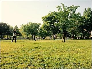 【 GW初日はピクニック 】_c0199166_1312841.jpg