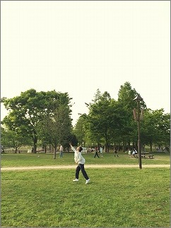 【 GW初日はピクニック 】_c0199166_1314976.jpg