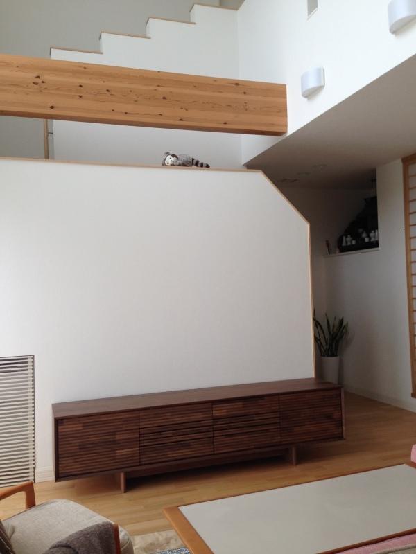 カリモク家具 ソリッドボード納品実例 富山市M様邸_d0224984_17160601.jpg