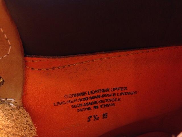 5月5日(火)大阪店レザーシューズ投入荷!!&こどもの日プレゼント企画!!Boots編!!(大阪アメ村店)_c0078587_2039295.jpg