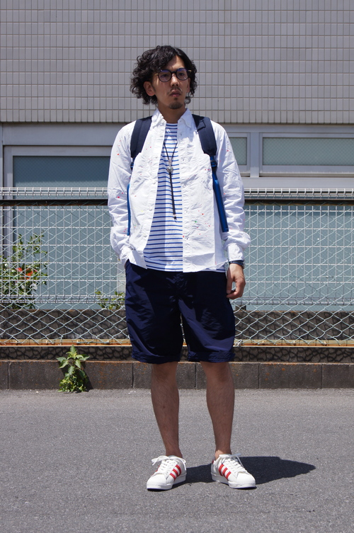 """King of \""""SUMMER\"""" Style by CdG HOMME!!_c0079892_20491565.jpg"""