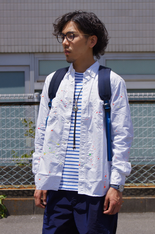 """King of \""""SUMMER\"""" Style by CdG HOMME!!_c0079892_20493239.jpg"""