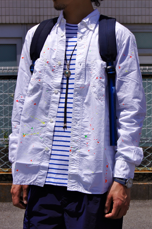 """King of \""""SUMMER\"""" Style by CdG HOMME!!_c0079892_20494325.jpg"""
