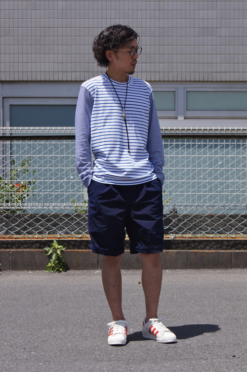 """King of \""""SUMMER\"""" Style by CdG HOMME!!_c0079892_20504079.jpg"""