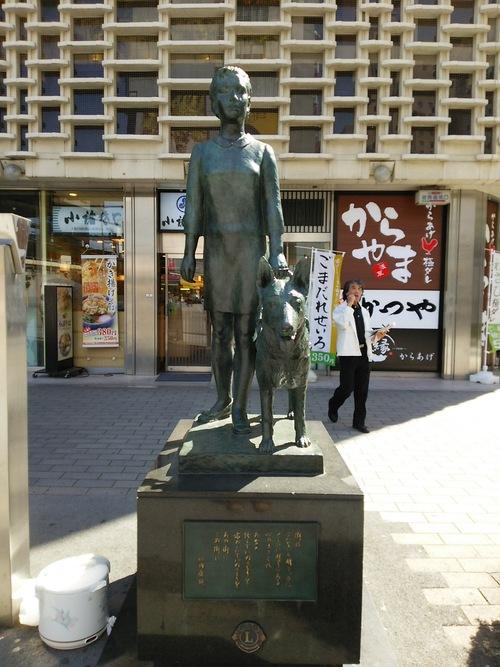 新橋駅前SL広場のパブリックアートご紹介_e0091712_19393766.jpg