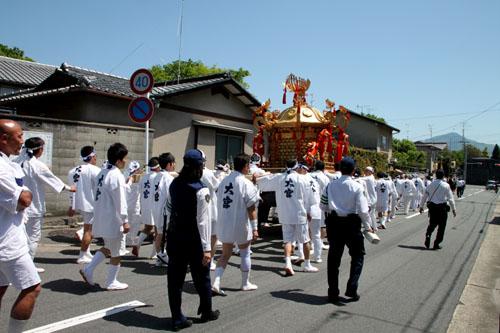 今宮祭り 神幸祭_e0048413_1855058.jpg