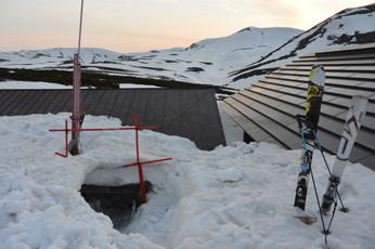 """2015年5月『残雪を求めて、その2 -大雪北鎮岳-』 May 2015 \""""Spring Ski No.2\""""_c0219616_6112067.jpg"""