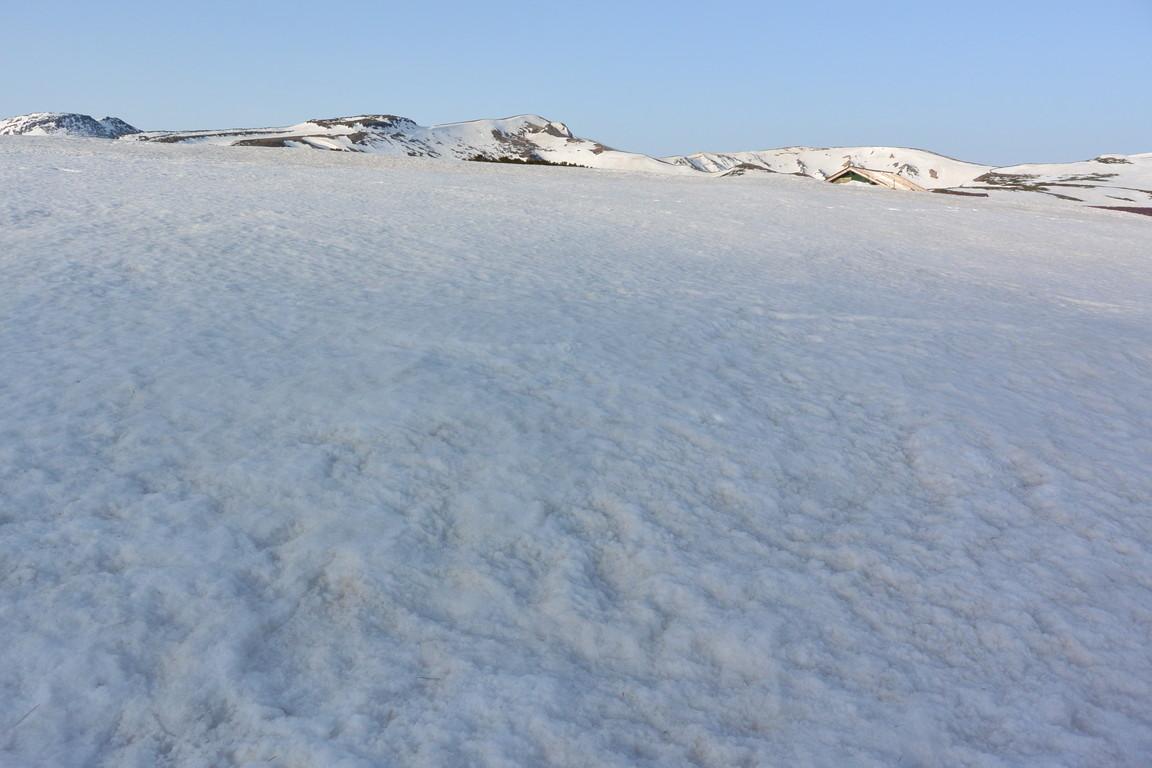 """2015年5月『残雪を求めて、その2 -大雪北鎮岳-』 May 2015 \""""Spring Ski No.2\""""_c0219616_92483.jpg"""