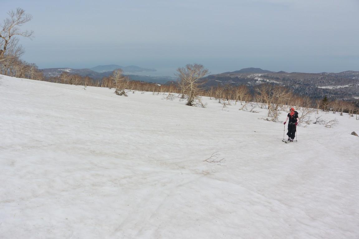 """2015年5月 『残雪を求めて、その3 -朝里岳-』  May, 2015 \""""Spring Ski No.3\""""_c0219616_957137.jpg"""