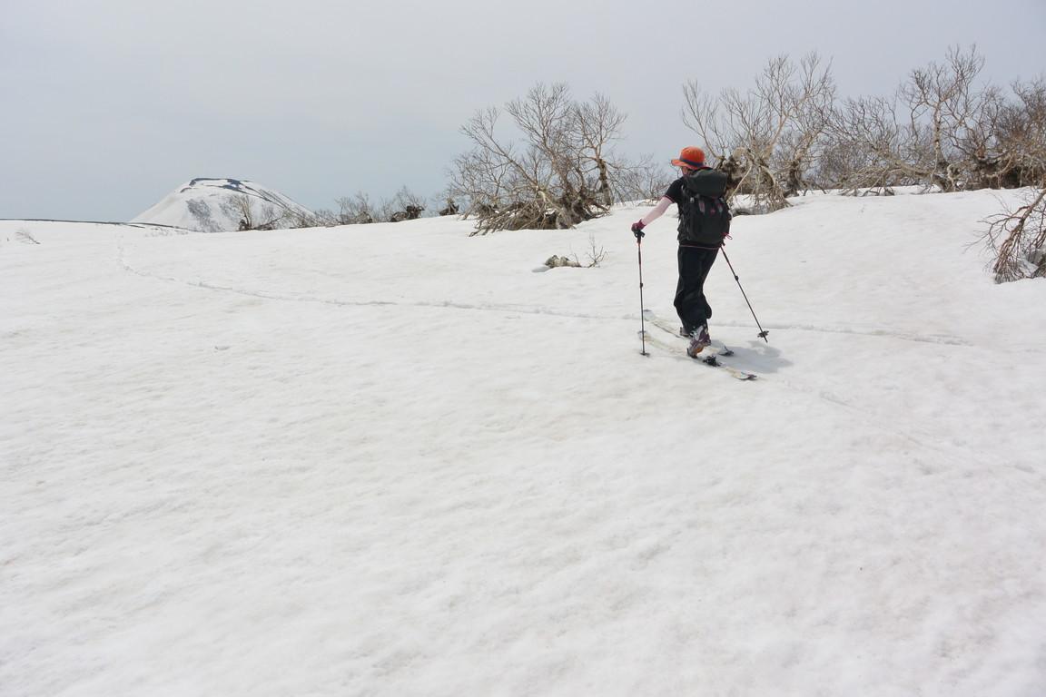 """2015年5月 『残雪を求めて、その3 -朝里岳-』  May, 2015 \""""Spring Ski No.3\""""_c0219616_9572095.jpg"""