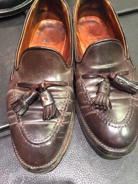 靴磨きもお任せ下さい_b0226322_19594379.jpg