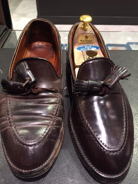 靴磨きもお任せ下さい_b0226322_19594907.jpg