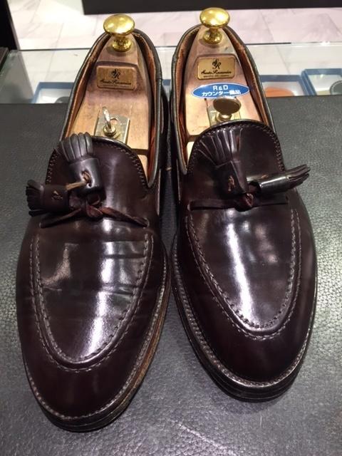 靴磨きもお任せ下さい_b0226322_19595720.jpg
