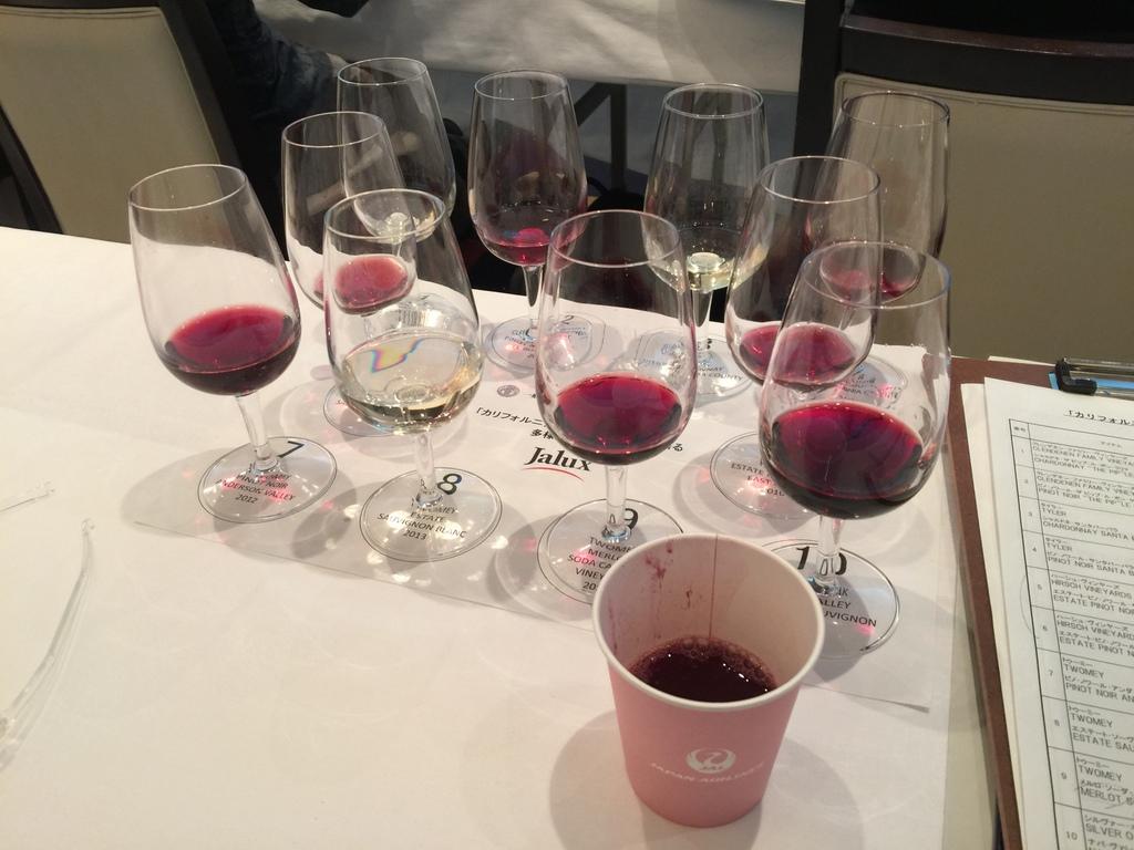 カリフォルニア・ワインセミナー_f0209434_19172513.jpg