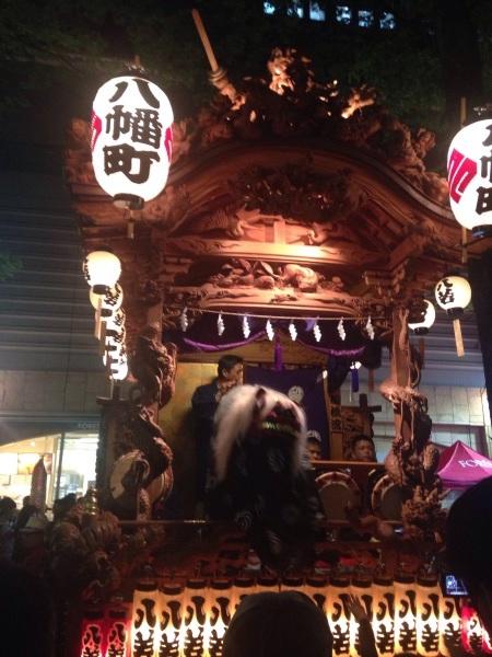 くらやみ祭り_b0219170_14191826.jpg