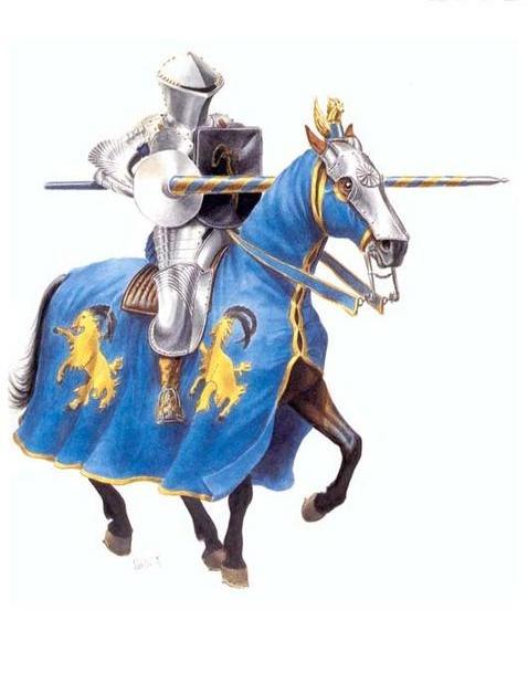 一擊必殺的中世紀重裝甲騎兵_e0040579_2212211.jpg