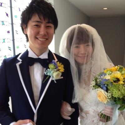 快晴!WEDDING日和!!_e0120789_10375338.jpg
