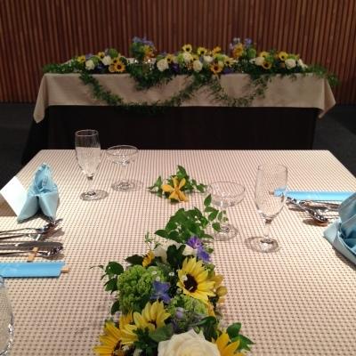 快晴!WEDDING日和!!_e0120789_10392415.jpg