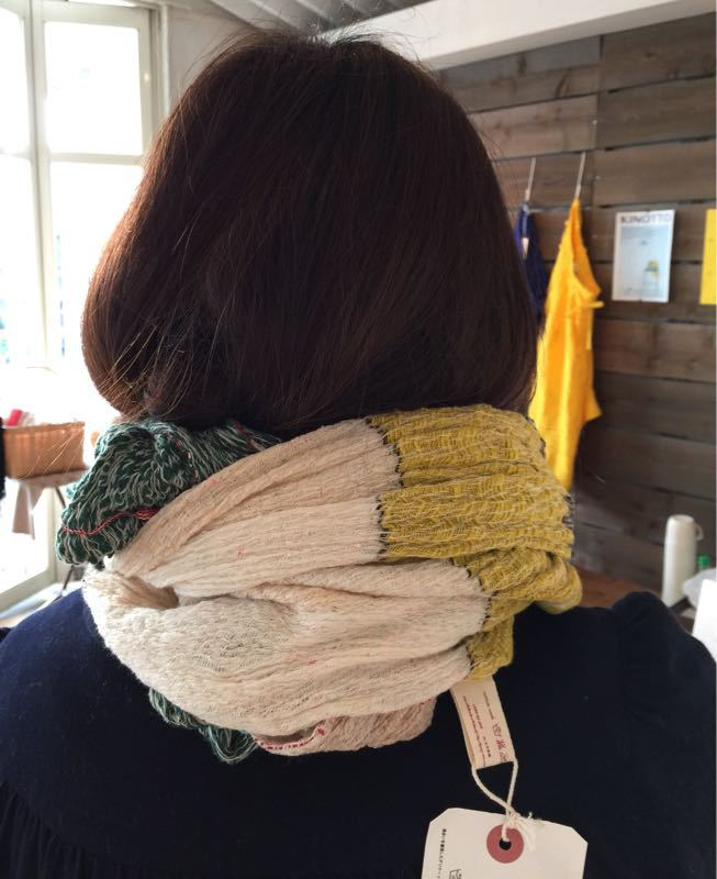 玉木新雌さん only one shawl_f0212293_1293117.jpg