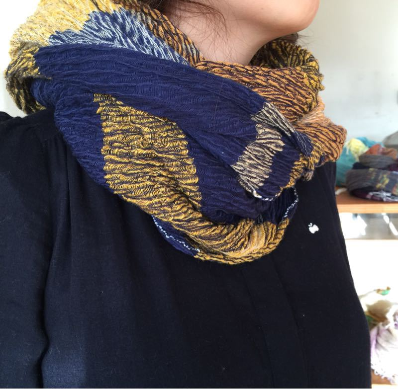 玉木新雌さん only one shawl_f0212293_129837.jpg