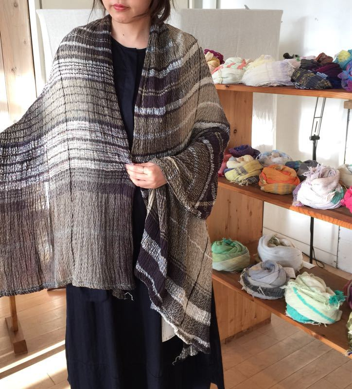 玉木新雌さん only one shawl_f0212293_129969.jpg