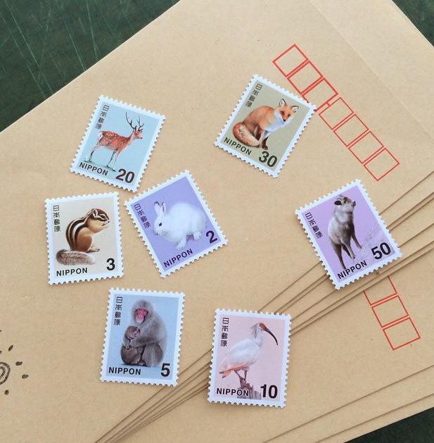 切手の思い出(夏)_f0170995_17223983.jpg