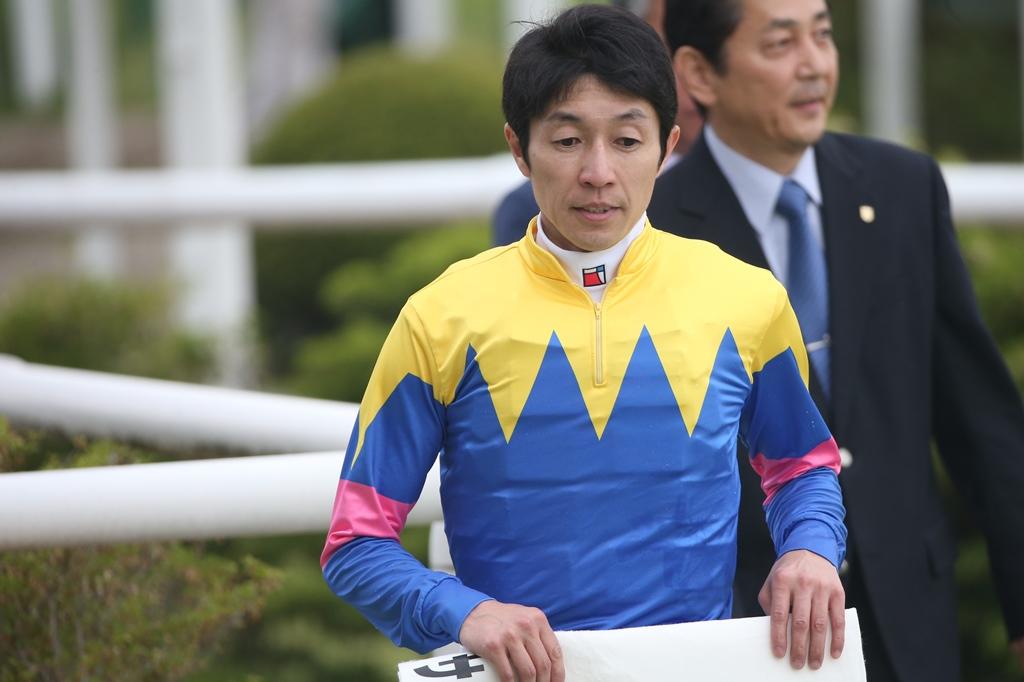 2015年5月3日 天皇賞・春(GⅠ)&ファンと騎手との集い_f0204898_8162461.jpg