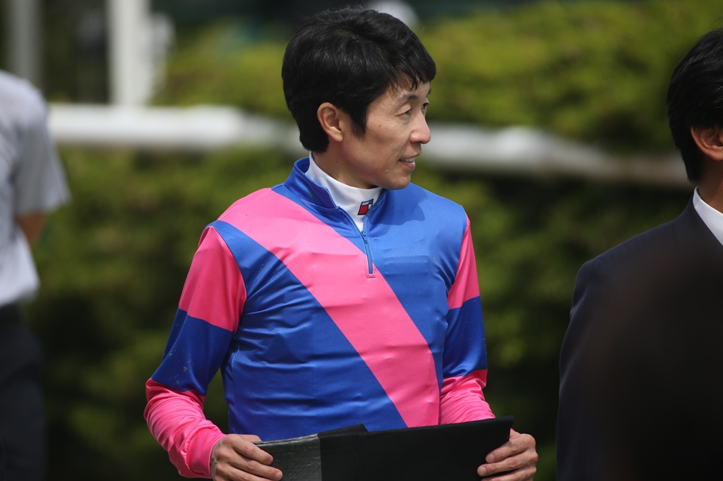 2015年5月3日 天皇賞・春(GⅠ)&ファンと騎手との集い_f0204898_818161.jpg