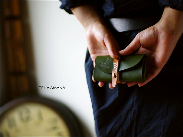 TEHA\'AMANA [テハマナ] Key case [キーケース] No.032062 [MEN\'S/LADY\'S]_f0051306_18572271.jpg