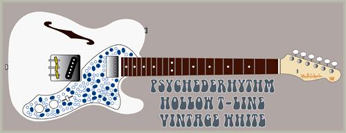 「Vintage WhiteのHollow T-Line」を2本限定発売します!_e0053731_13272415.jpg