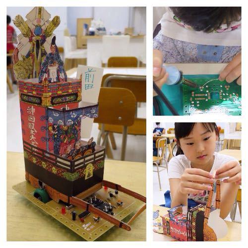 アキバ神田祭3331電子工作立版古なワークショップ_c0060143_10581137.jpg