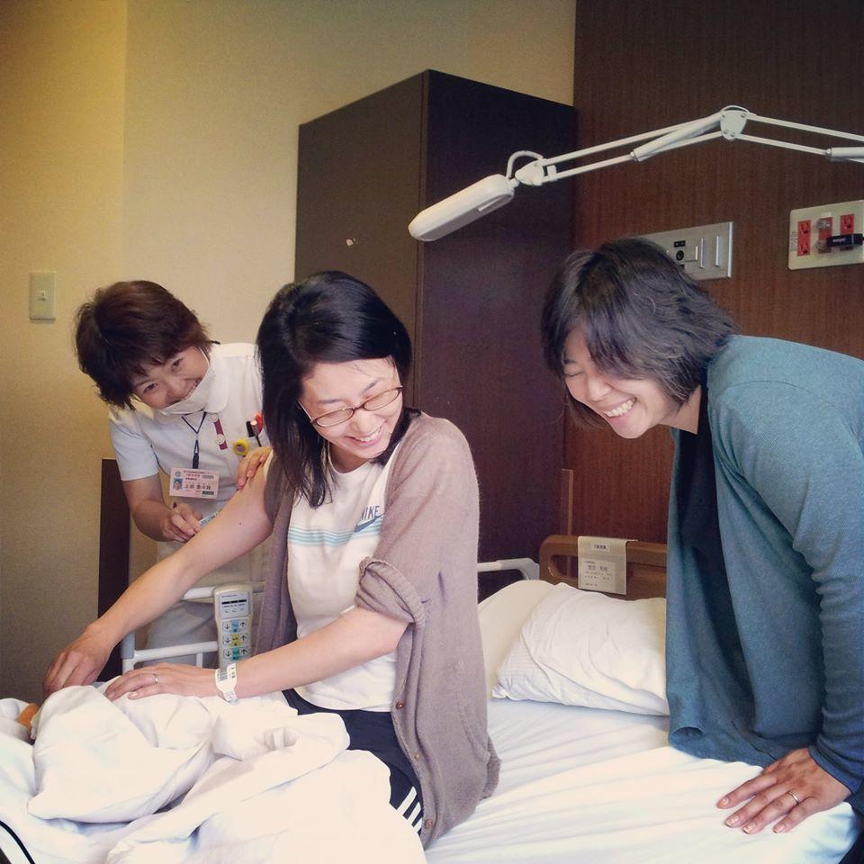 兄・その6(移植入院3日目)_c0369059_16323697.jpg