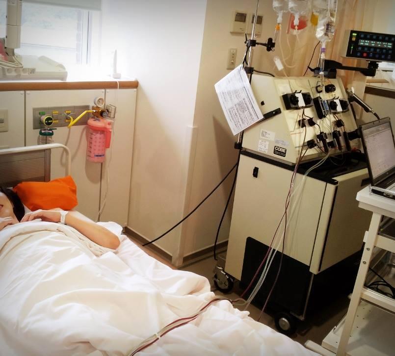 兄・その8(末梢血幹細胞移植本番)_c0369059_16411532.jpg