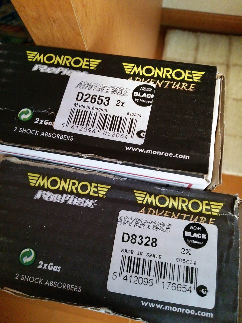 MONROE WALK. <2015>_e0033459_16553359.jpg