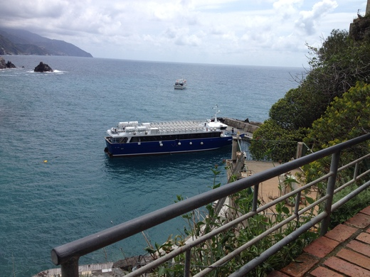 船からチンクエテッレ_a0136671_23414960.jpg