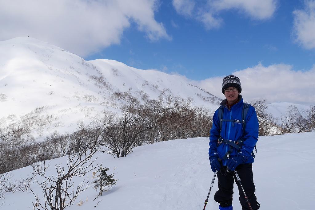 伊達紋別岳、5月5日-驚きの出会い編-_f0138096_2394067.jpg